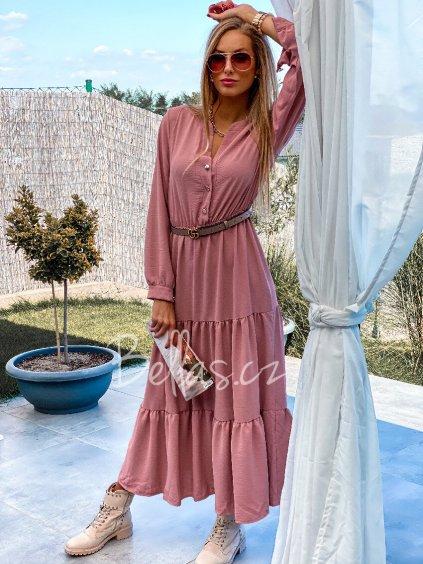 Jarní šaty 2021 Bellas.cz